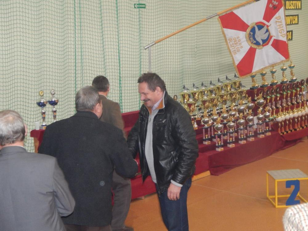 Wystawa Okręgu Olsztyn w Działdowie 2014 rok.