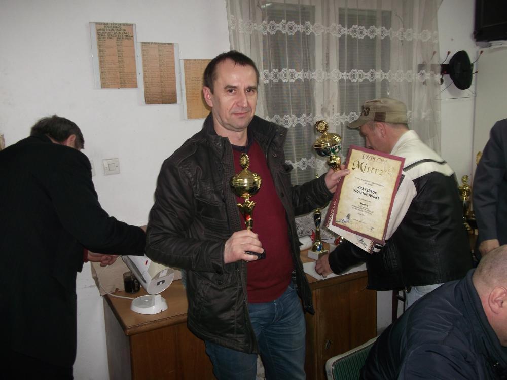 Wręczenie nagród za sezon 2013