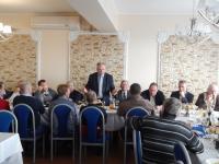 Zebranie polotowe Oddziału Działdowo sezon 2014